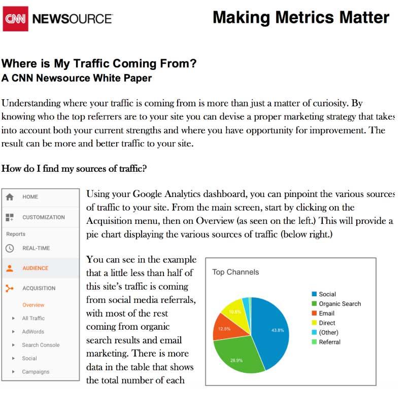 Making-Metrics-Matter